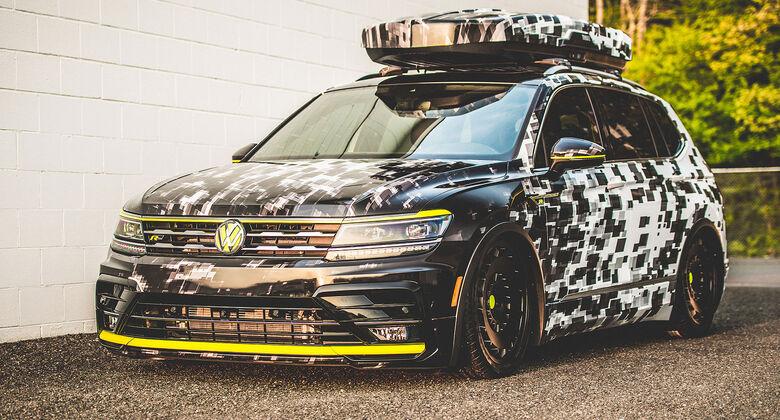 05/2018 Volkswagen 2018 Enthusiast Vehicle Fleet Sowo