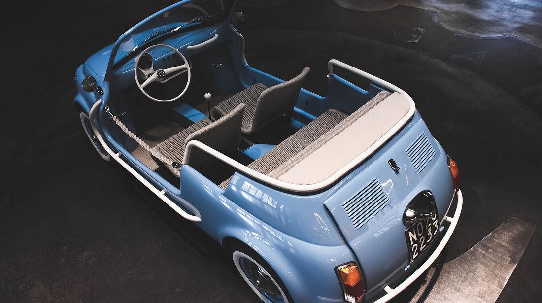 05/2019, Fiat 500 Jolly Icon-e