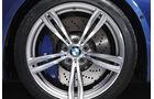 06/11 BMW M5 Limousine, Felge, Bremse