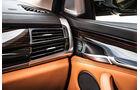 06/2014, BMW X6 Facelift, Innenraum
