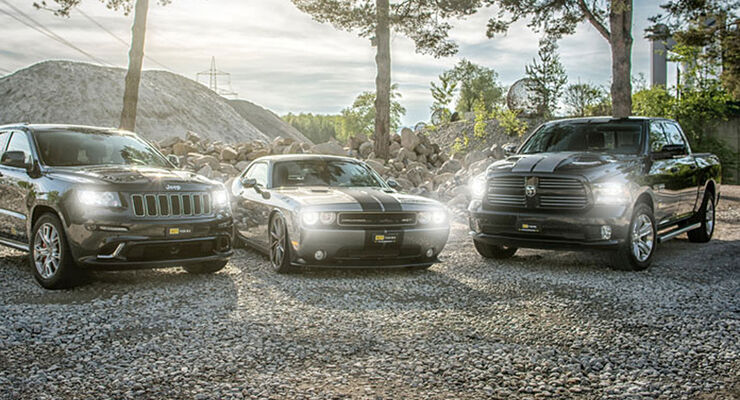 06/2014, OCT-Tuning, SRT8, Dodge, Chrysler, Jeep