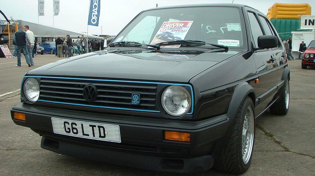 07/2012, VW Golf G60 Limited