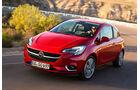 07/2014, Opel Corsa, Modellwechsel