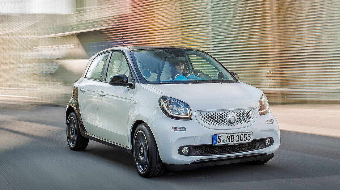 07/2014, Smart Forfour