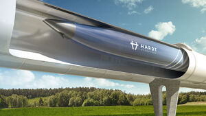 07/2019, Hardt Hyperloop-System