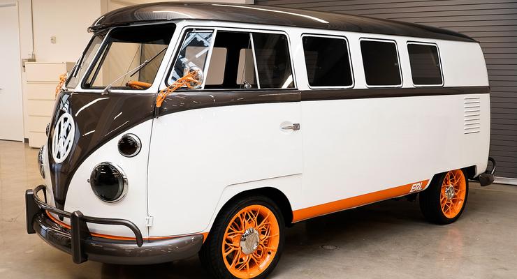 07/2019; VW Type 20 Concept auf T1-Basis