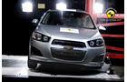 08/2011, Chevrolet Aveo, Crashtest