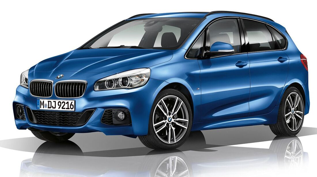 08/2014, BMW 2er Active Tourer