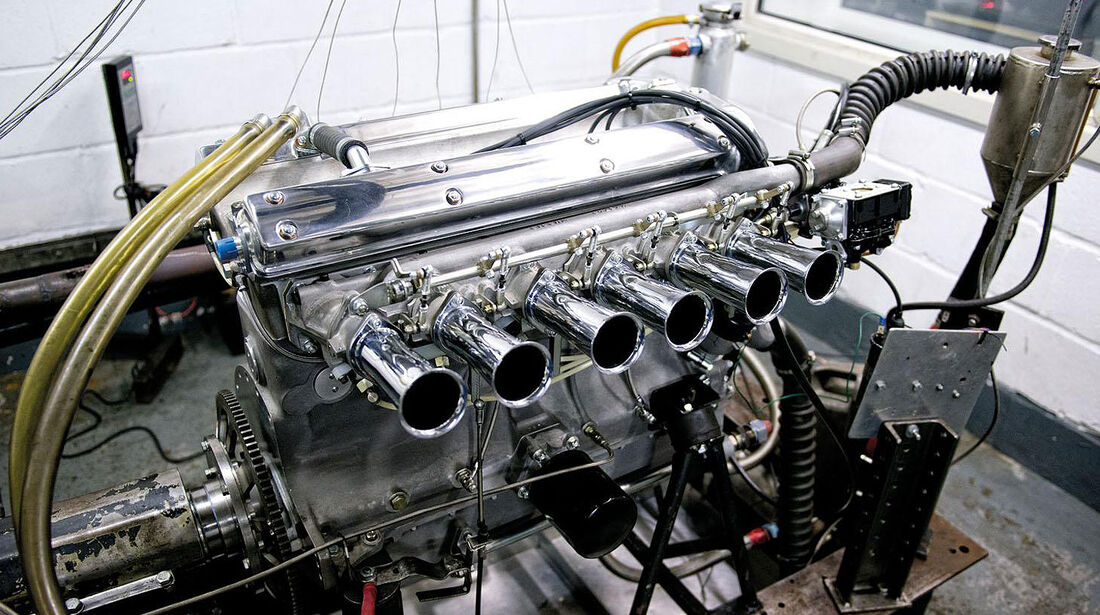 08/2014, Jaguar E-TYPE Lightweight