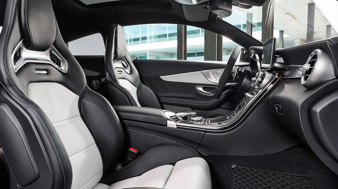 08/2015 Mercedes C Coupé C 63 AMG