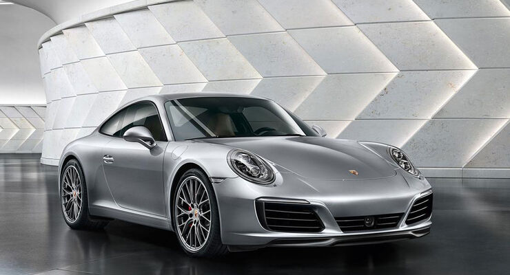 porsche 911 facelift im vorg nger vergleich auto motor. Black Bedroom Furniture Sets. Home Design Ideas