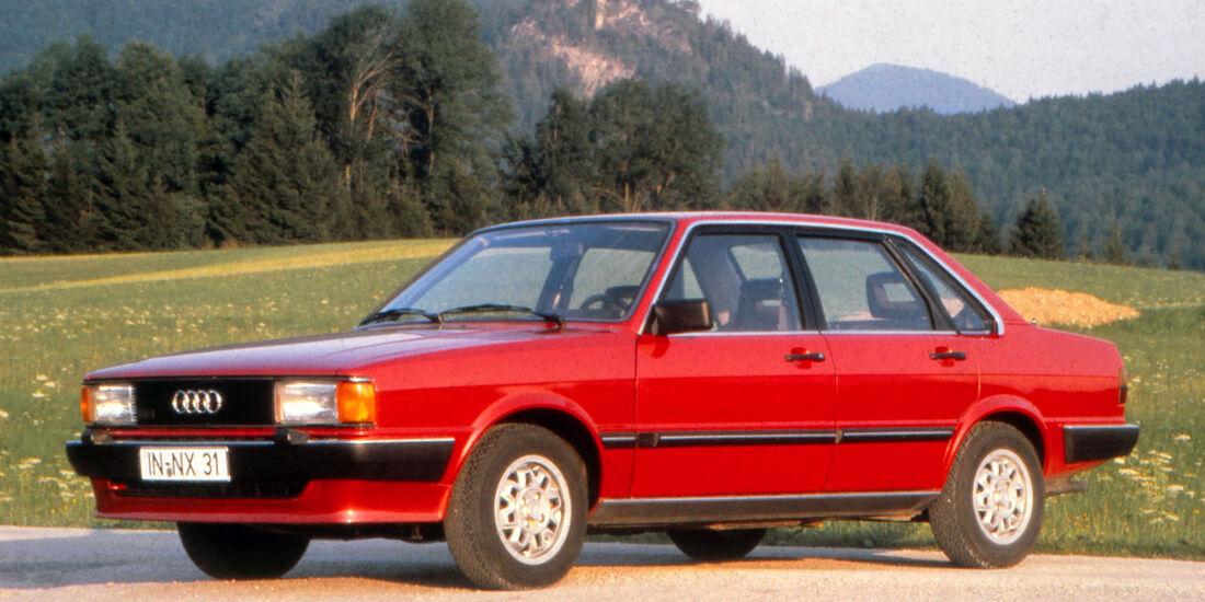 08/2016, 40 Jahre Audi Fünfzylinder