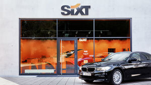 08/2018, Sixt Station