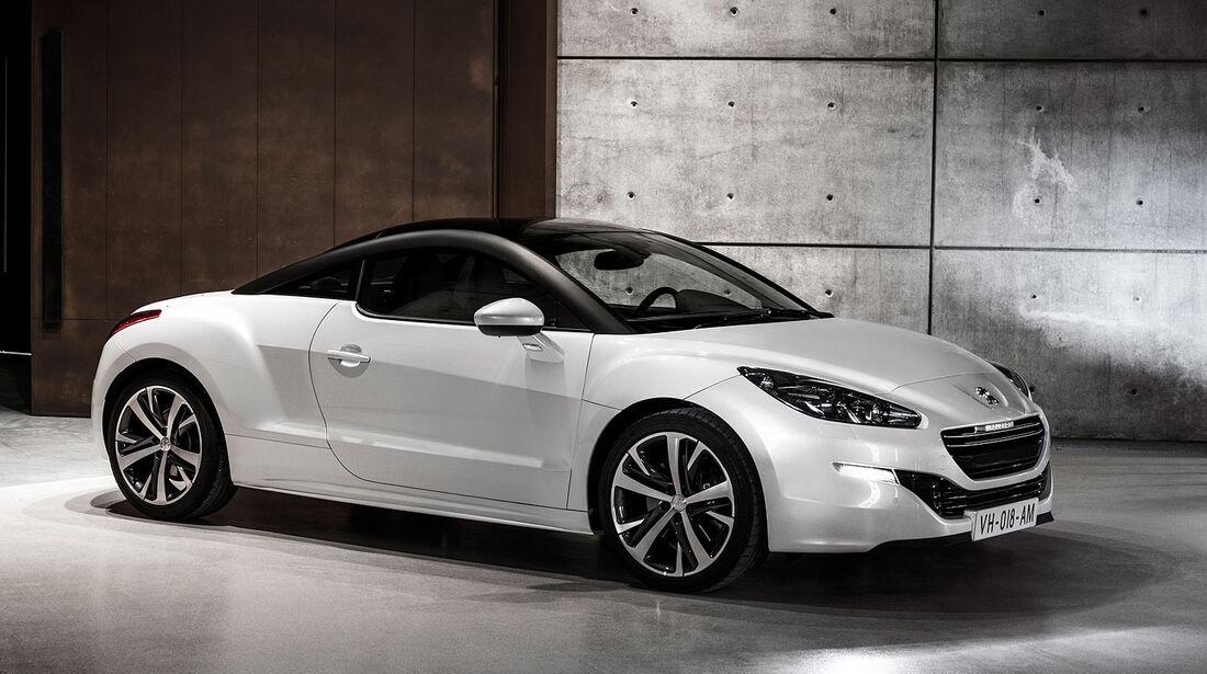 09/2012, Peugeot RCZ Facelift
