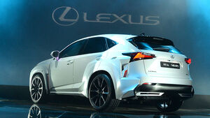 09/2014 Lexus NX Will.i.am