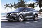 10/2014 Nissan Kicks Concept