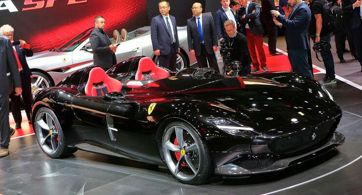 10/2018, Ferrari Monza SP2
