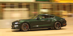 10/2018, Ford Mustang Bullitt
