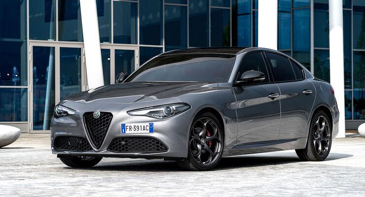 Alfa Romeo Giulia Modellpflege Fur Das Modelljahr 2019 Auto Motor