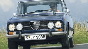 1006 Alfa Romeo 2000 und Lancia 2000