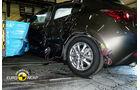 11/2013, EuroNCAP-Crashtest, Mazda 3