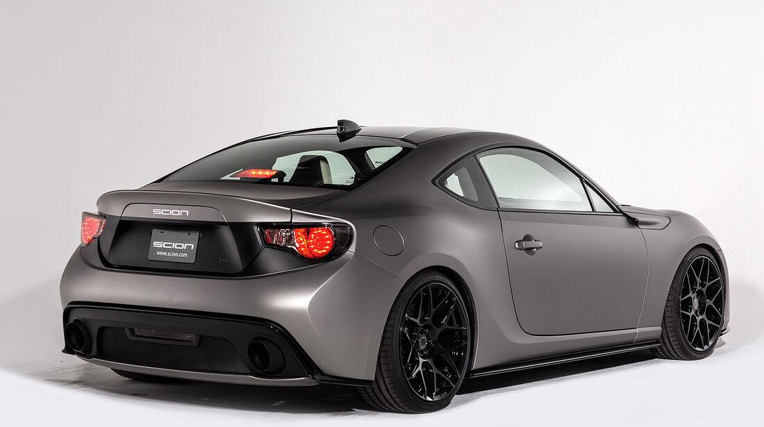 11/2013, Scion auf der Sema, FRS Urban GT Sport Concept