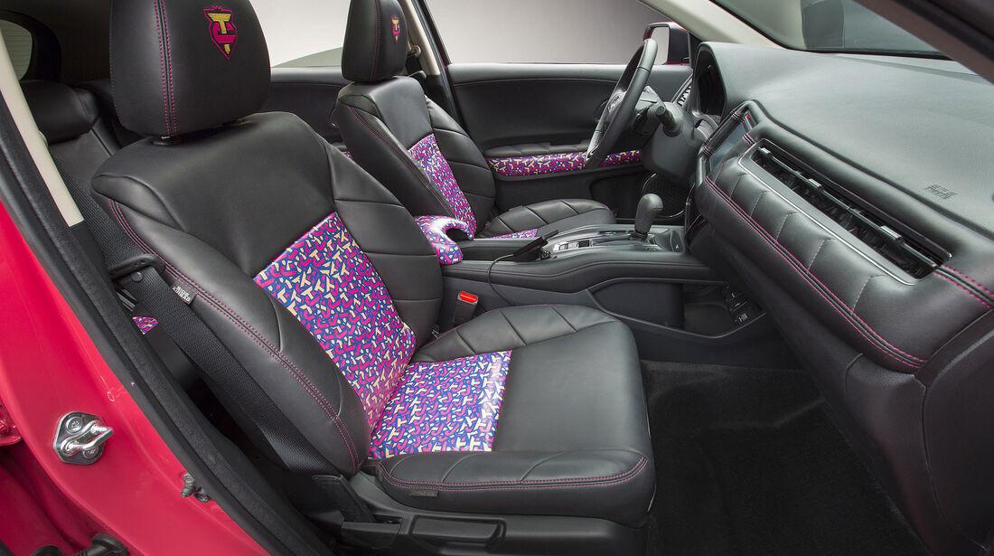 11/2015 Honda auf der Sema 2015 Honda Civic Tjin Edition