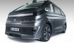 11/2017,  Navya autonome Autos - Taxi 1