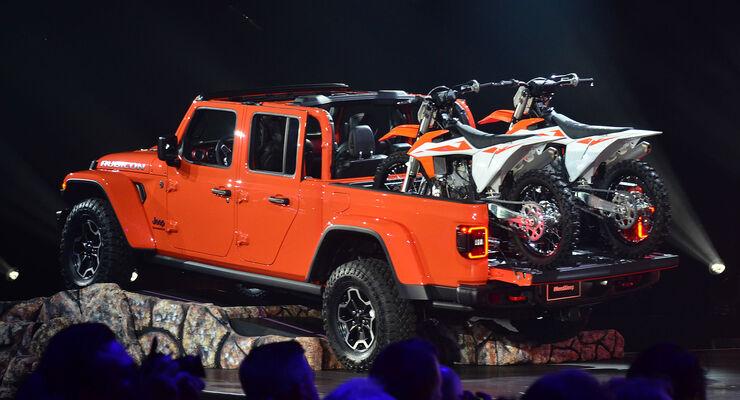 11/2018 Jeep Gladiator