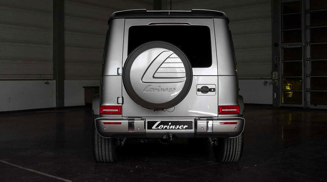 11/2018, Lorinser Mercedes G 500