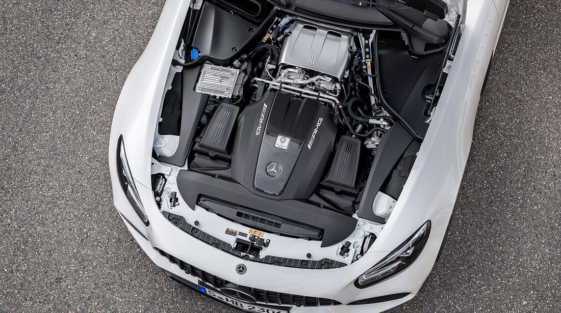 11/2018, Mercedes-AMG GT Facelift (2019)