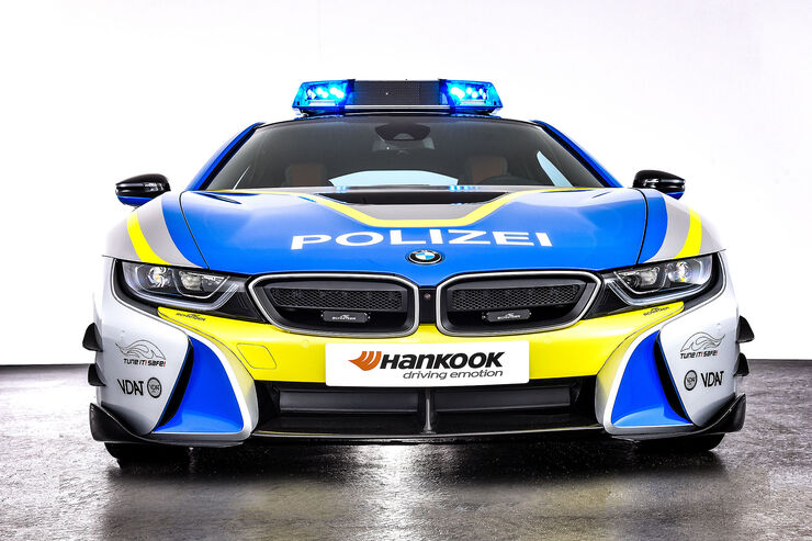 11/2018 Tune it! Safe! BMW i8 Polizei