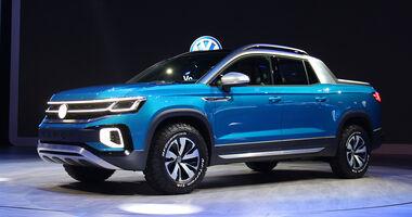 11/2018, VW Tarok Concept auf der Sao Paulo International Motor Show