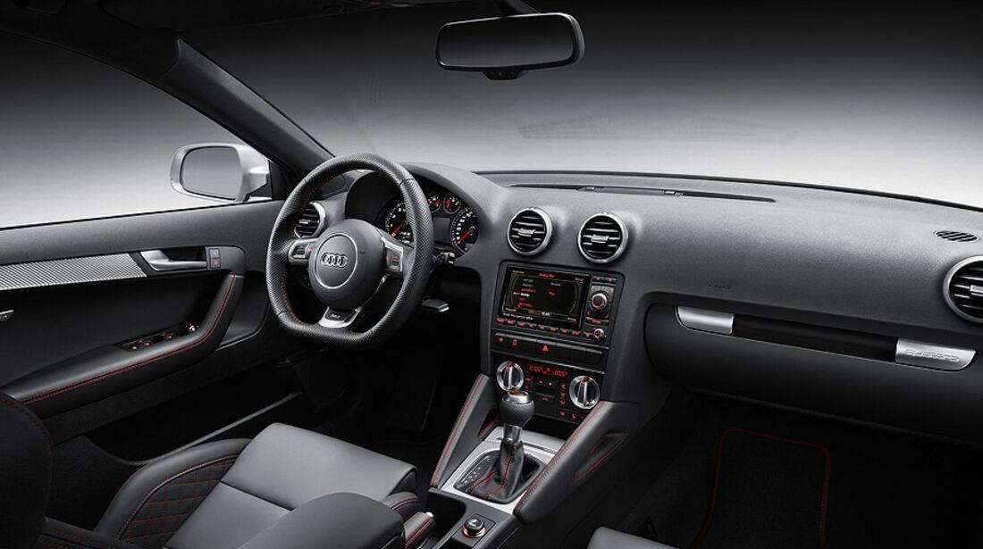 1110, Audi RS3, A3, Audi, Kompaktsportler, Innenraum