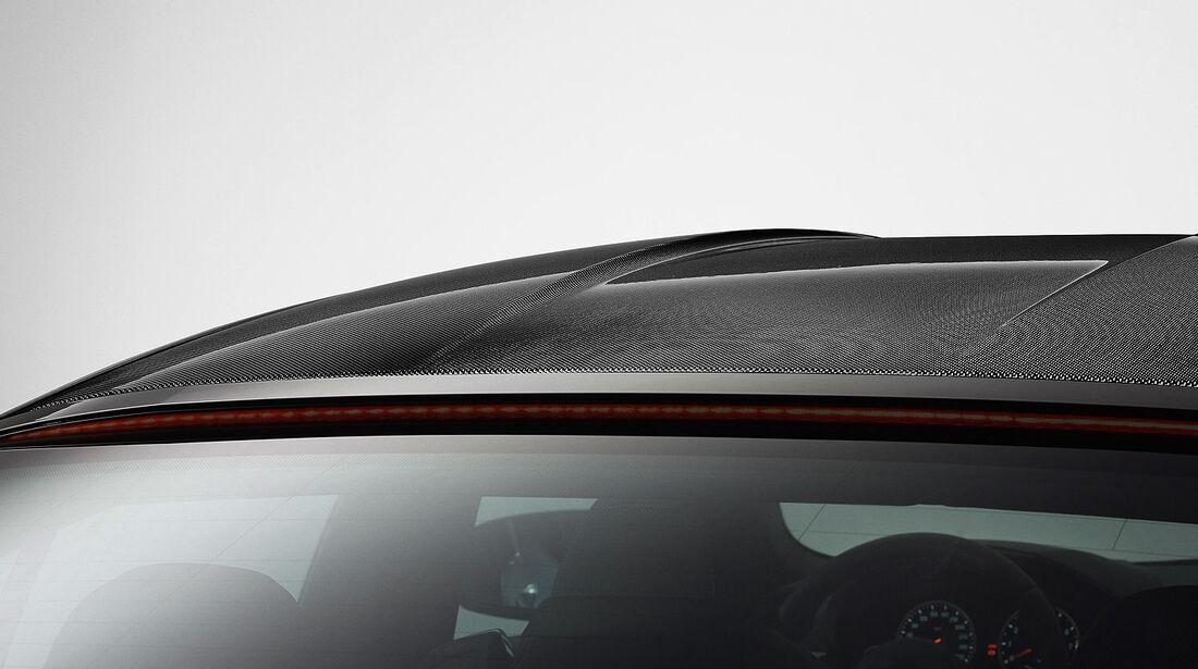 12/2012 BMW M6 Gran Coupé, Carbondach