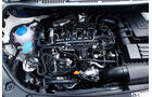 12/2012 ams27/2012, Vergleichstest VW Caddy 1.6 TDI Trendline, Motor
