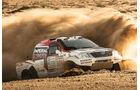 12/2013, Dakar 2014 Vorschau, Toyota