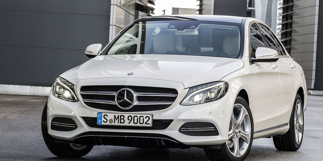 12/2013 Mercedes C-Klasse Elegance Sperrfrist 16.12.2013 10.00 Uhr