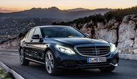 12/2013 Mercedes C-Klasse Exklusive, Sperrfrist 16.12.2013 10.00 Uhr