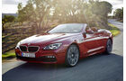 12/2014, BMW 6er Cabrio Facelift