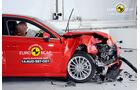 12/2014, EuroNCAPCrashtest Audi A3 E-Tron