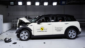 12/2015 EuroNCAP Crashtest Mini Clubman