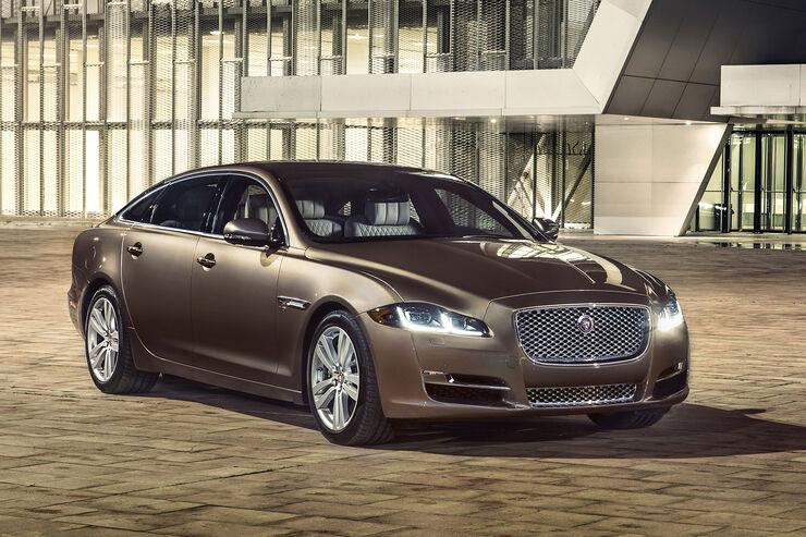 12/2015 Jaguar XJ Fahrbericht