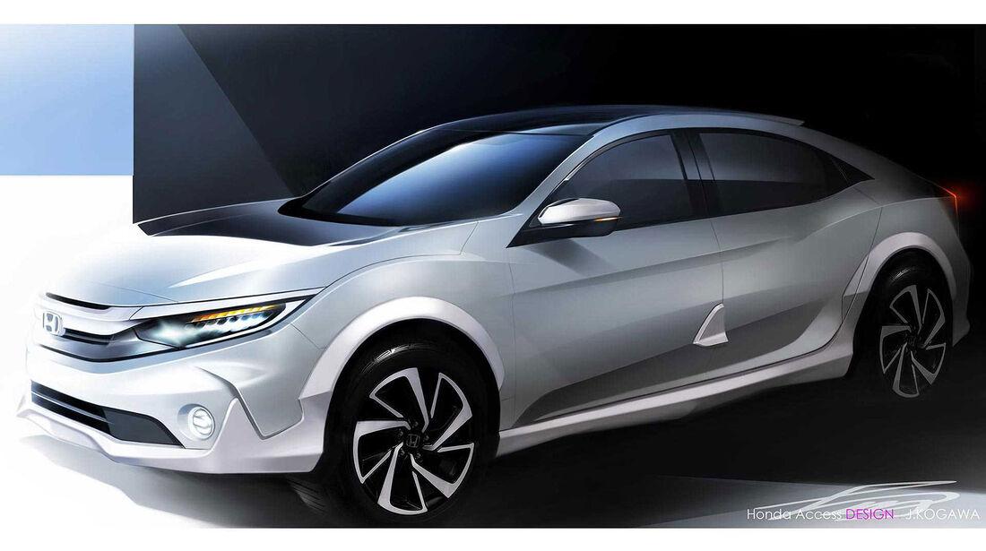 12/2018, Honda Civic Versatilist Concept