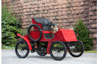 1902er Warwick 6hp Four-Seater Stanhope