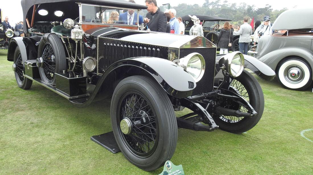 1914 Rolls-Royce Silver Ghost - Pebble Beach Concours d'Elegance 2016
