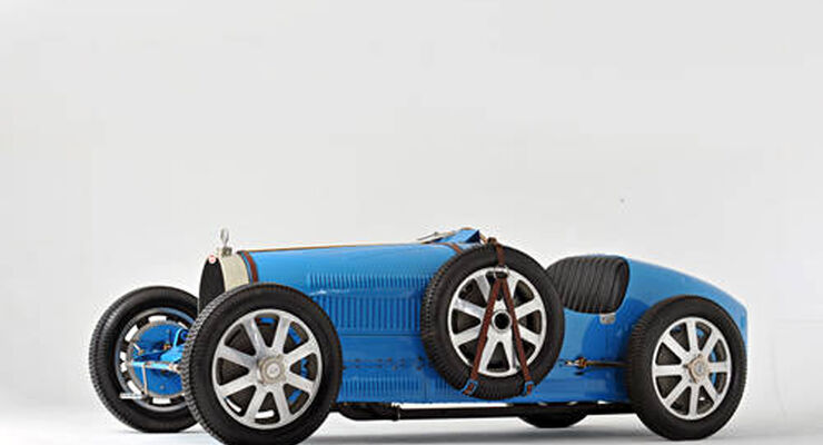 1925er Bugatti Type 35B Grand Prix Two-Seater