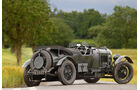 "1928er Bentley 4 1/2 l Le Mans Sports ""Bobtail"""