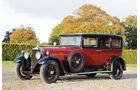 1928er Mercedes-Benz Nürnburg Limousine