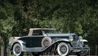 1929 Duesenberg Model J Convertible Coupe